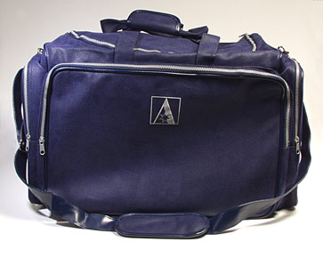 OVERNIGHT DESIGNER SPORTS BAG